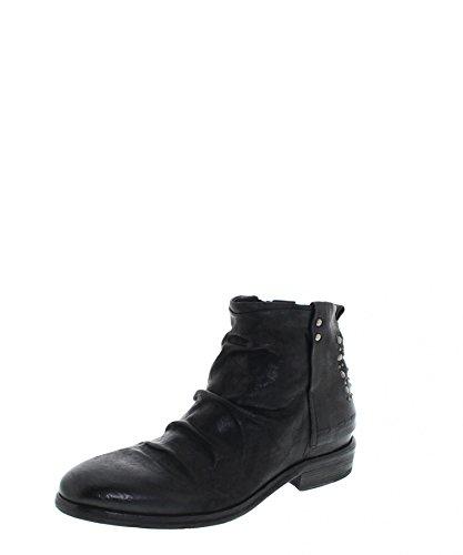 A.S.98 390204 Nero/Herren Stiefelette Schwarz/Herrenschuhe/Herren Boots, Groesse:44
