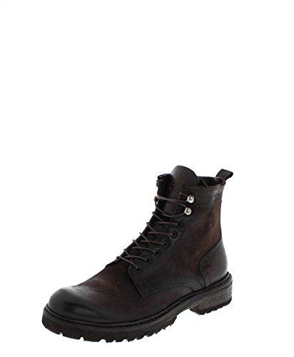 A.S.98 392201 Choco/Herren Stiefelette Braun/Herrenschuhe/Herren Boots, Groesse:43