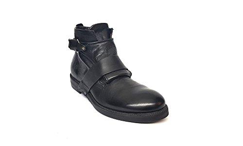 A.S.98 ,  Herren Stiefel , Schwarz - schwarz - Größe: 42
