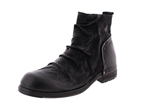 A.S.98 Herrenschuhe - Boots Shield 409209 - Nero, Größe:41 EU