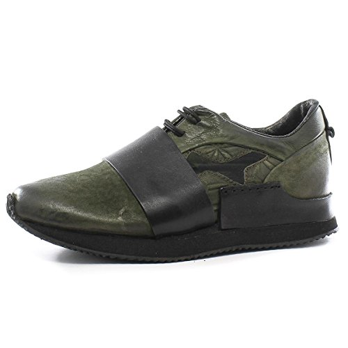 A.S.98 Schnürstiefelette Chili 410102-101 Jungle Nero 43