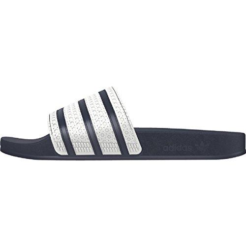 Adidas Adilette Badelatschen G16220 (38, blue/white)