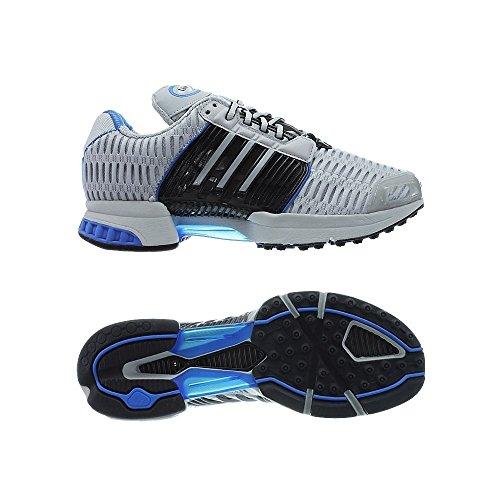 Adidas Climacool Herren Outdoor Fitnessschuhe Running Grau-Blau-Schwarz Größe 41 1/3
