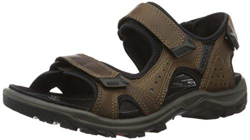 Ecco Herren Offroad Lite Sandal, Braun (50337cocoa Brown/Biscaya), 46 EU