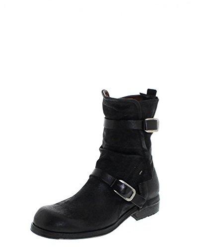 FB Fashion Boots A.S.98 409208 Nero/Herren Stiefelette Schwarz/Herrenschuhe/Herren Boots, Groesse:42