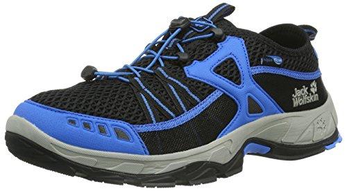 Jack Wolfskin RIVERSIDE MEN 4008571-1127120 Herren Outdoor Fitnessschuhe, Mehrfarbig (classic blue), EU 47 (UK 12) (US 13)