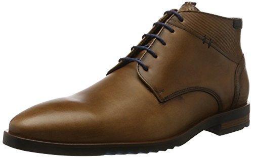 LLOYD Herren Dino Klassische Stiefel, Braun (Brandy/Blue), 45 EU