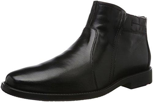 LLOYD Herren Ojos Klassische Stiefel, Schwarz (Schwarz 0), 44.5 EU