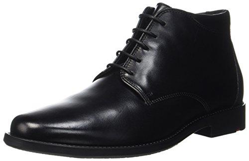 LLOYD Herren Oxford Klassische Stiefel, Schwarz (Schwarz 0), 43 EU