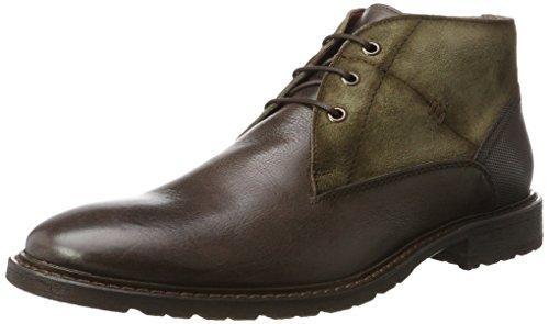 LLOYD Herren Severin Desert Boots, Braun (T.D.Moro/Mud/T.D.Moro), 43 EU