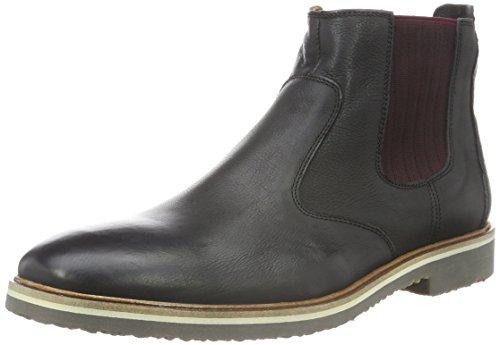LLOYD Herren Slava Chelsea Boots, Schwarz (Schwarz 0), 45 EU