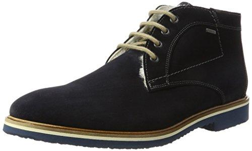 LLOYD Herren Varus Gore-Tex Desert Boots, Blau (Ocean), 45 EU