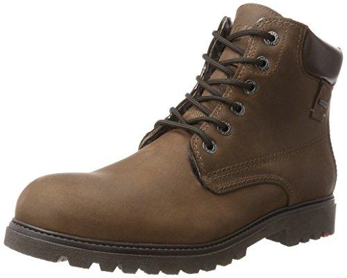 LLOYD Herren Vulcano Gore-Tex Combat Boots, Braun (T.D.Moro), 44.5 EU