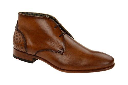 LLOYD Herrenstiefelette - elegante Stiefeletten MARSHAL - Form: NERO 17-190-13 Braun, EU 44,5