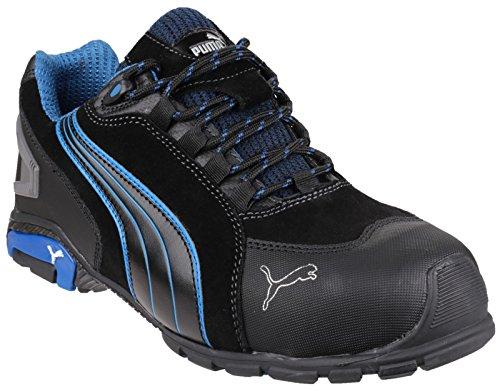"""Puma 642750–256–42Sicherheit Schuhe """"RIO"""" Low S3SRC, Größe 8, Schwarz"""