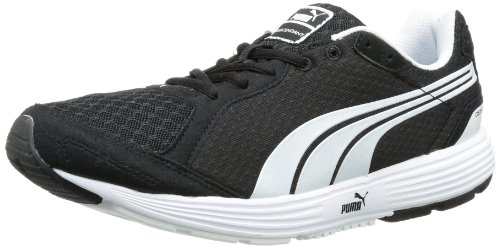 Puma Descendant v1.5 187287 Herren Laufschuhe, Schwarz (black-white 03), EU 42 (UK 8) (US 9)