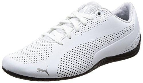 Puma Herren Drift Cat Ultra Reflective Weiß Sneaker Größe 43