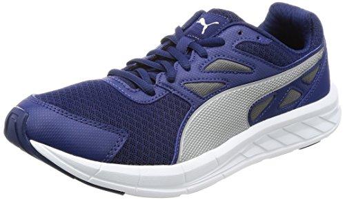 Puma Herren Driver 2 Blau Sneaker Turnschuhe Größe 42.5