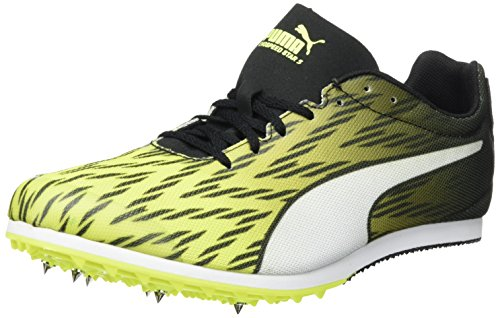 Puma Herren evoSPEED Star 5 Laufschuhe, Gelb (Safety Yellow Black White 03), 42 EU