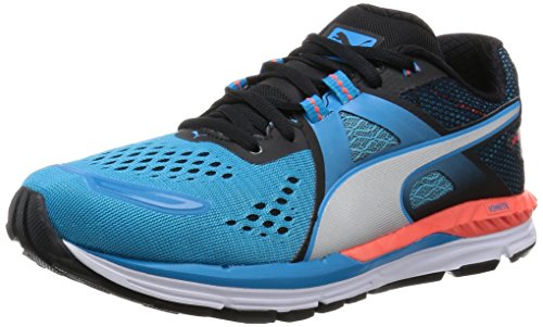 Puma Speed 600 Ignite, Herren Laufschuhe, Blau (Atomic Blue-Asphalt Silver 01), 43 EU (9 Herren UK)
