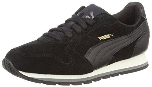 Puma St Runner SD, Unisex-Erwachsene Laufschuhe, Schwarz (Black 01), 42 EU