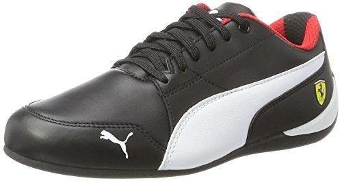 Puma Unisex-Erwachsene SF Drift Cat 7 Sneaker, Schwarz Black-White, 43 EU