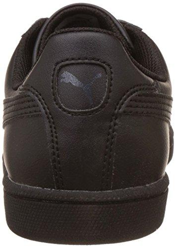 Puma Unisex-Erwachsene Smash L Sneakers, Schwarz (black-dark shadow 04 ), 43 EU