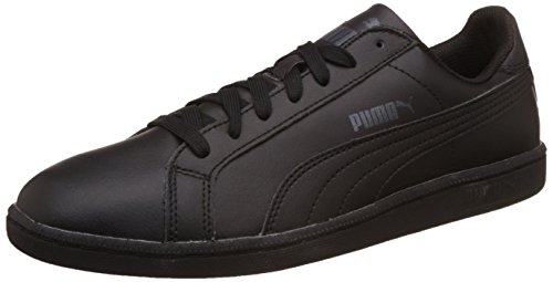 Puma Unisex-Erwachsene Smash L Sneakers, Schwarz (black-dark shadow 04 ), 43 EU
