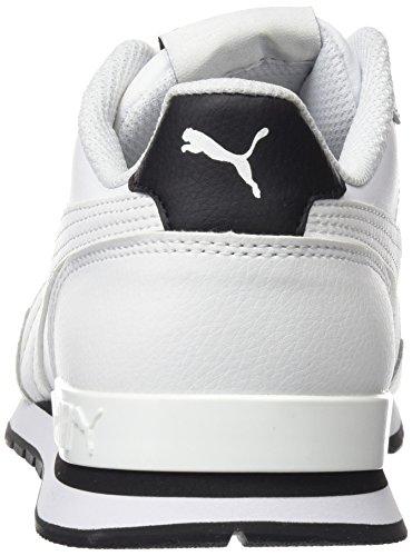 Puma Unisex-Erwachsene St Runner V2 Full L Sneaker, Weiß White, 42 EU