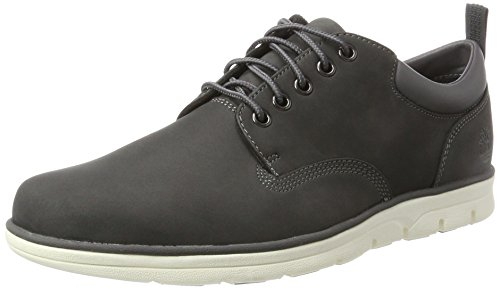 Timberland Herren Bradstreet 5 Eye Ox Oxford, Grau (Forged Iron), 45 EU
