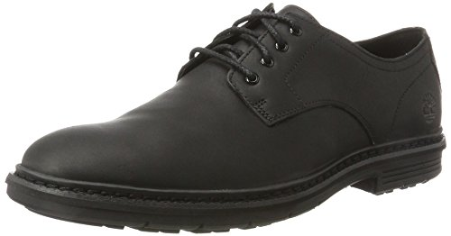 Timberland Herren Naples Trail Oxford, Schwarz (Black), 44 EU