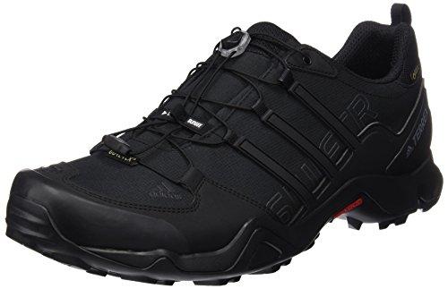 adidas Herren Terrex Swift R GTX Wanderschuhe, Schwarz (Core Black/Core Black/Dark Grey), 46 EU