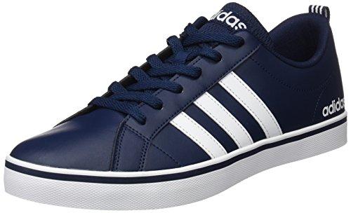 adidas Herren Vs Pace Gymnastikschuhe, Blau (Collegiate Navy/Ftwr White/Blue), 46 EU