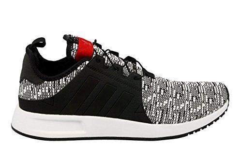adidas Herren X_PLR Fitnessschuhe, Schwarz (Negbas/Negbas/Rojo), 43 1/3 EU