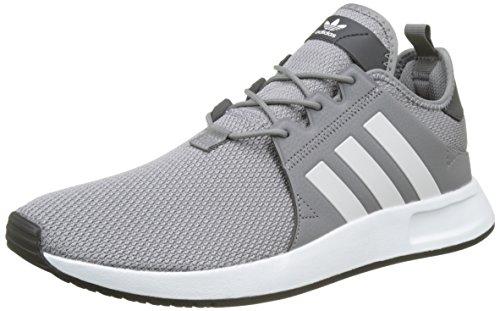 adidas Herren X_PLR Laufschuhe, Grau (Grey Three F17/ftwr White/Carbon S18), 43 1/3 EU