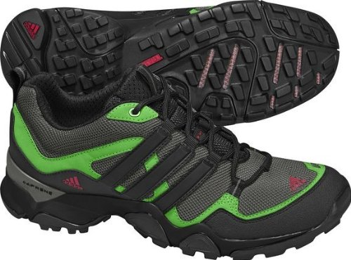 adidas Schuhe Terrex Swift X greey/black/green 40 (UK 6-)