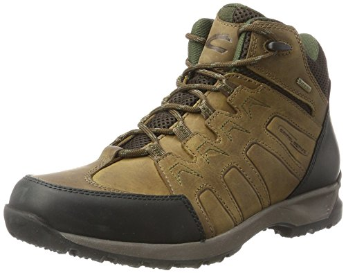 camel active Herren Hunter GTX 13 Schneestiefel, Braun (Mushroom/Black), 48.5 EU