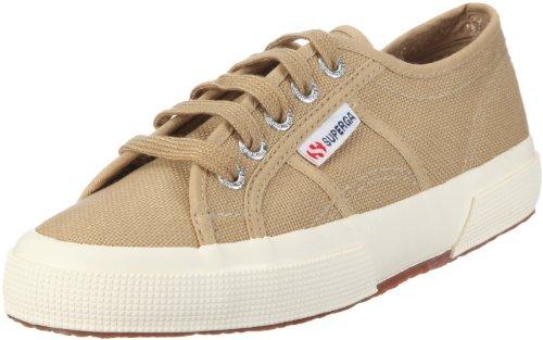 Superga 2750 COTU CLASSIC, Unisex - Erwachsene Sneaker, Braun (Camel), 40 EU (6.5 UK)