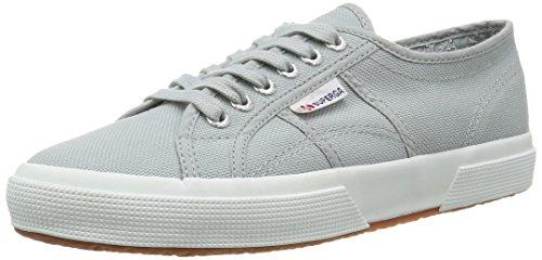 Superga 2750-COTU Classic, Unisex-Erwachsene Sneaker, Grau (lt. Grey), 44 EU (9.5 UK)