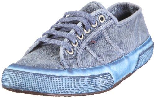 Superga 2750-PCOTU S001C20, Herren, Sneaker, Blau (081 Navy 081), EU 45