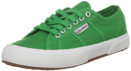 Superga 2750 Cotu Classic, Unisex-Erwachsene Sneaker, Grün (Island Green C88), 41 EU (7 UK)