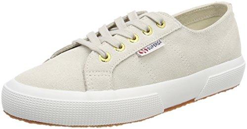 Superga Unisex-Erwachsene 2750 Sueu Sneaker, Weiß (White Cream), 40 EU