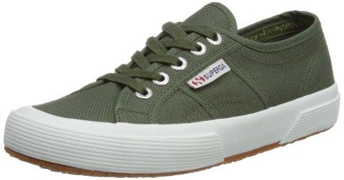 Superga 2750-COTU CLASSIC, Unisex - Erwachsene Sneaker, Grün (Sherwood Green), 40 EU (6.5 UK)