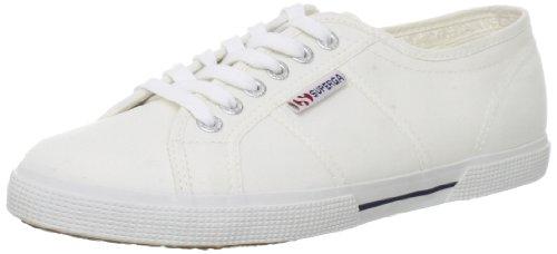 Superga 2950 Cotu, Unisex-Erwachsene Sneakers, Weiß (900), 39 EU (6.5 Erwachsene UK)
