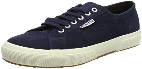 Superga Unisex Erwachsene 2750 Sueu Sneaker, Blue (Light Blue), 40 EU