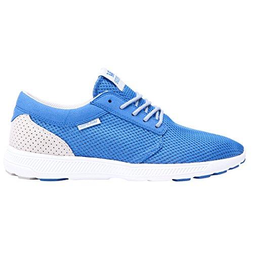 Supra , Herren Sneaker Blau Blue - White