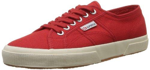 Superga 2750 Cotu Classic, Unisex-Erwachsene Sneakers, Rot (975), 38 EU