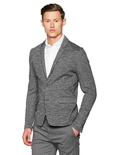 BOSS Casual Herren Sweatshirt Westman 10199333, Grau (Light/Pastel Grey 051), Medium