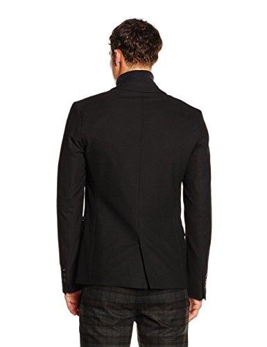 BOSS Orange Herren Anzugjacke Benestretch_BS, Schwarz (Black 001), X-Small (Herstellergröße: 46)