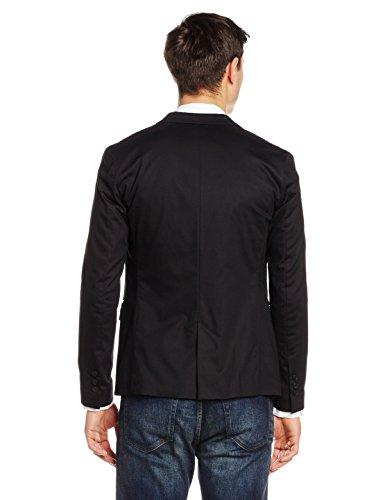 BOSS Orange Herren Jacke Benestretch6, Schwarz (Black 001), XX-Large (Herstellergröße: 52)